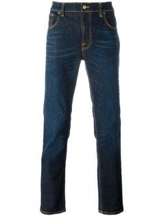 прямые джинсы Nudie Jeans Co