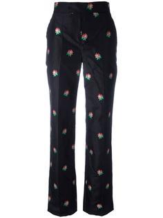 floral jacquard trousers Ports 1961