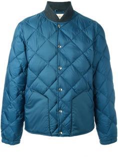 дутая куртка бомбер Bellerose