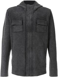recycled utilitarian jacket Osklen