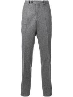 зауженные брюки Deveaux