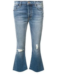 cropped flared jeans Mother