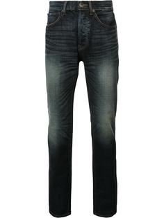 faded tapered jeans 321