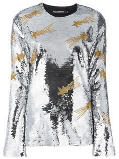 'Carla' blouse Filles A Papa