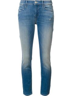 stonwash effect skinny jeans Mother