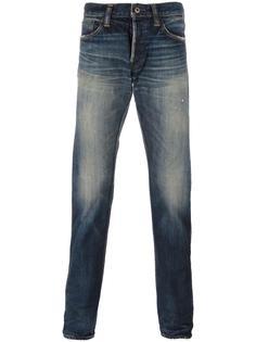 джинсы кроя слим Simon Miller