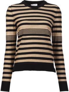 round neck striped jumper Sonia Rykiel