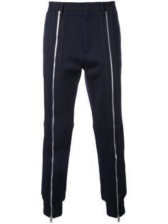 брюки с молниями Juun.J
