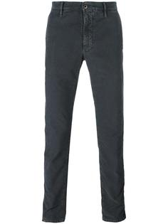 slim-fit trousers Incotex