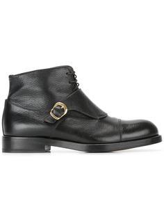 ботинки с пряжкой Raparo