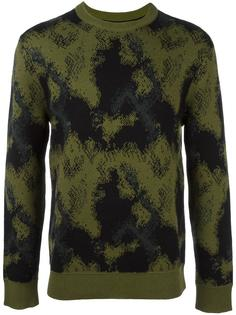 tie dye effect jumper Public School