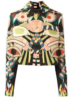 суконный пиджак 'Crazy Cleopatra' Givenchy
