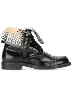 studded ankle boots Loewe