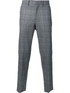 tailored houndstooth trousers Cityshop