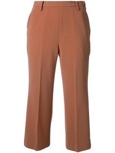 укороченные расклешенные брюки Cityshop