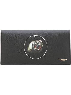 кошелек с принтом обезьяны Givenchy