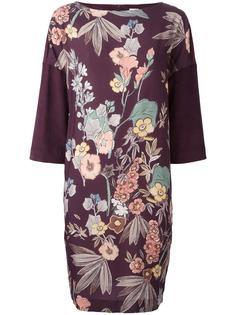 платье с цветочным узором I'M Isola Marras