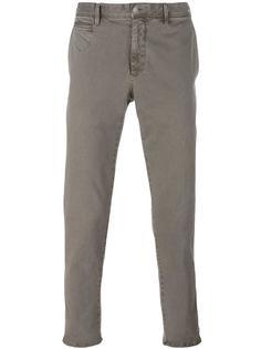 slim-fit trousers Pt01