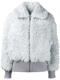 faux fur jacket Vika Gazinskaya