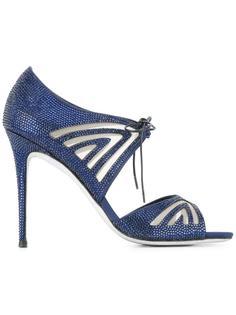tie up sandals René Caovilla
