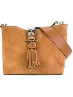 сумка на плечо с кисточкой Salar
