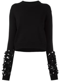 embellished sleeve jumper McQ Alexander McQueen