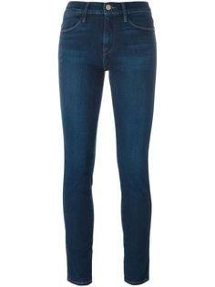 джинсы скинни дизайна пяти карманов Frame Denim