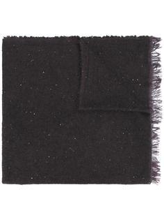 шарф с необработанными краями и пайетками Faliero Sarti