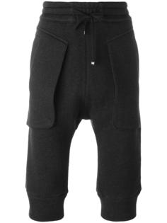 cropped trousers Helmut Lang