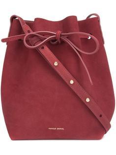 mini bucket bag Mansur Gavriel