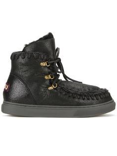 ботинки на шнуровке 'Eskimo' Mou