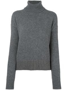 turtleneck oversized jumper Giada Benincasa