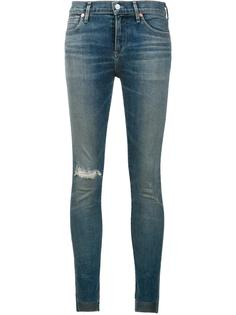 distressed cropped skinny jeans Citizens Of Humanity