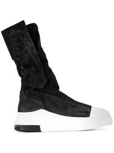 ботинки на контрастной подошве Cinzia Araia
