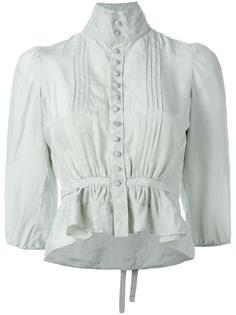 блузка с высоким воротником 'Victorian' Dsquared2