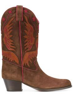 'Imperial Cowboy' boots Aquazzura