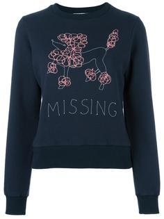 'Poodle' sweatshirt Jimi Roos