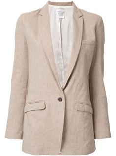 пиджак с застежкой на одну пуговицу Forte Forte