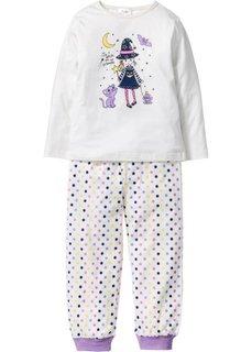 Пижама (2 изд.) (цвет белой шерсти) Bonprix