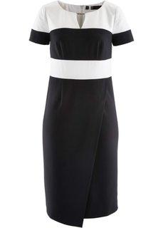 Корректирующее платье-футляр (бежевый/кремовый) Bonprix