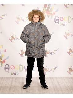 Куртки GooDvinKids