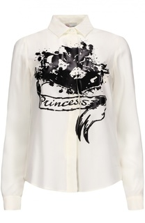 Блуза REDVALENTINO