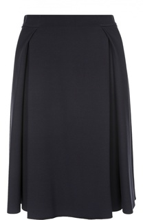 Расклешенная юбка А-силуэта Armani Collezioni