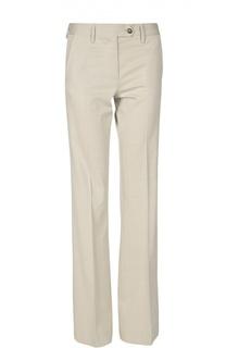 Расклешенные брюки с завышенной талией Kiton