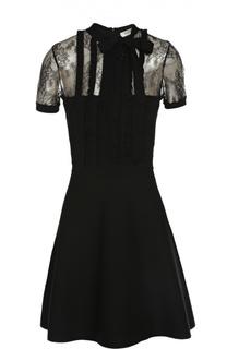 Вязаное платье Valentino