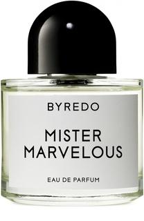 Парфюмерная вода Mister Marvelous Byredo