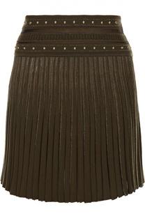 Вязаная юбка Roberto Cavalli