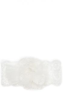 Кружевная повязка на голову Aletta