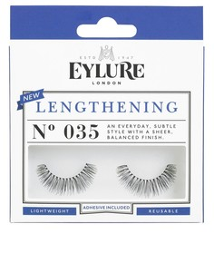 Накладные ресницы Eylure Lengthening № 35 - Черный