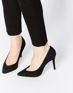 Туфли-лодочки с острым носком Ravel - Черный